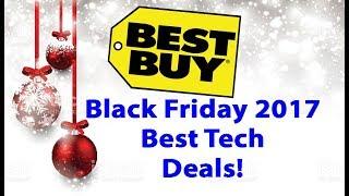 Best Buy Black Friday 2017 Tech Deals