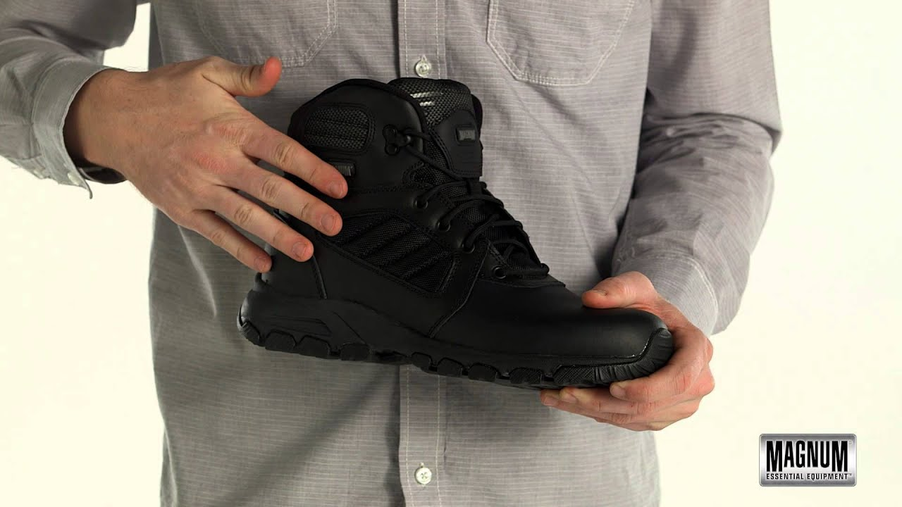 Response Iii 60 Tactical Boot From Magnum Boots Youtube