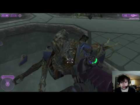 Halo 2 (heroic) playthrough part 4: Forgetting Active Camo