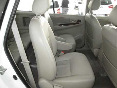 2012 TOYOTA INNOVA 2.7 Vvt-I 7-Seater Auto For Sale On ...