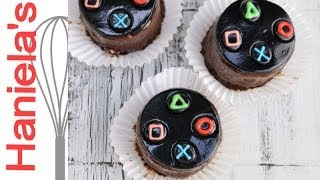 How To Make Play Station Controller Buttons  Mini Desserts, Petit Fours