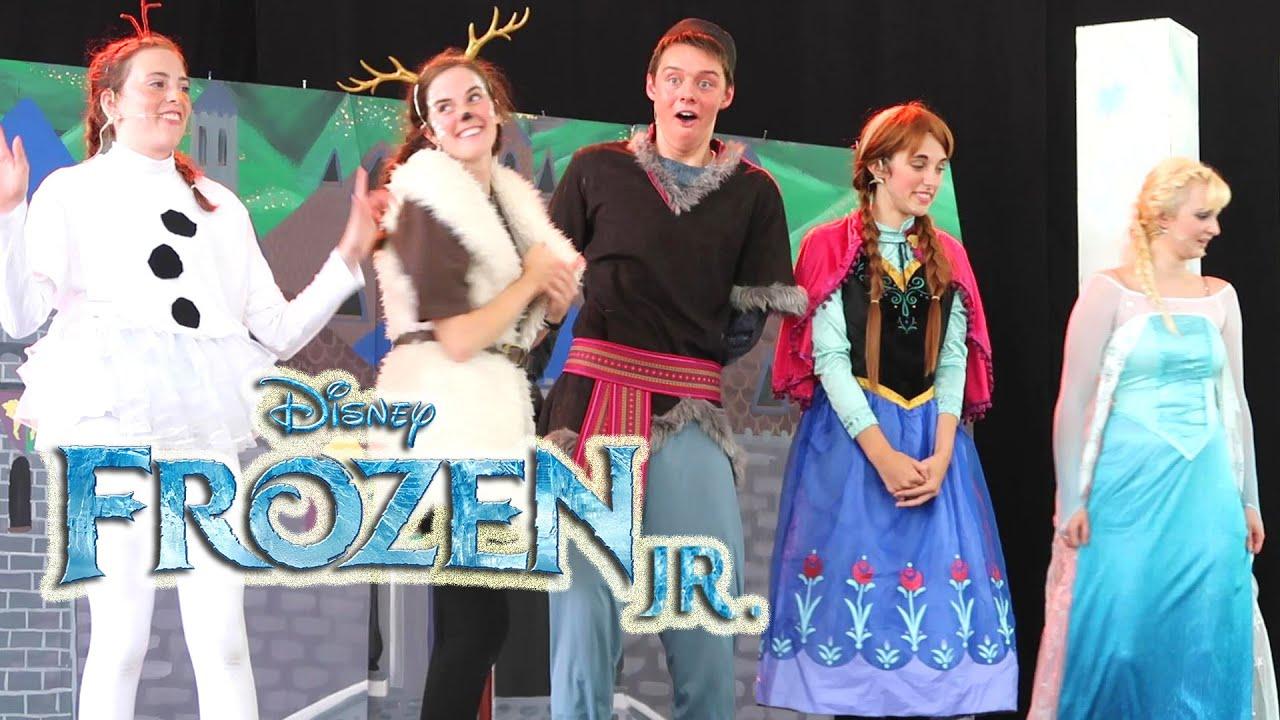 Frozen Jr.   Sterling Bjerken as Kristoff