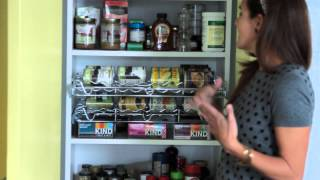Organize Your Pantry: Closet Tour And Home Management Tips