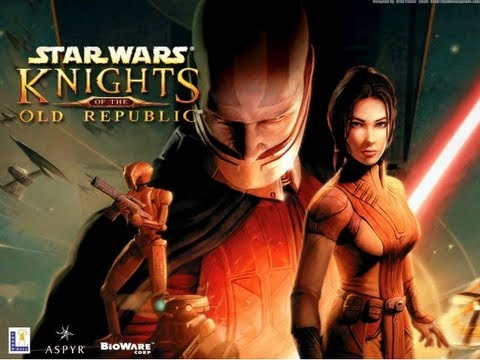 Lets Play Star Wars Kotor Part 7 The Sewers