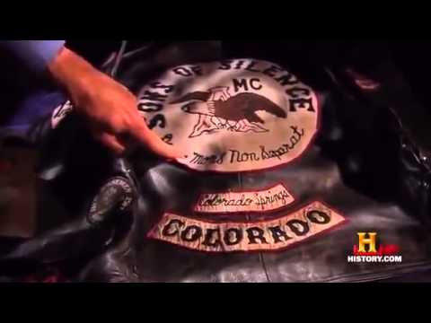Sons Of Silence   The Hardest Outlaw Motorcycle Club   Docum