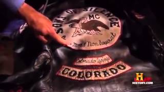 Sons Of Silence   The Hardest Outlaw Motorcycle Club   Documentary