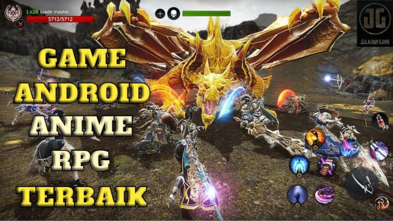 Gamerpg gameanime gameplay