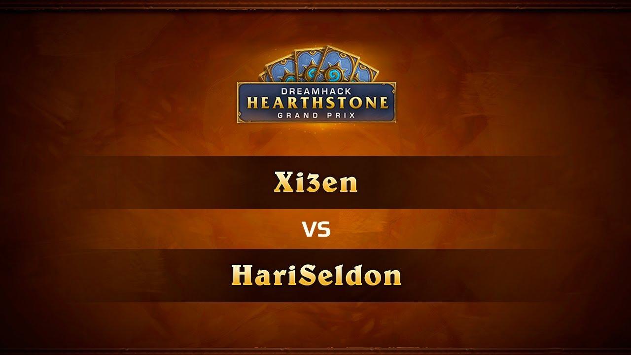 Xi3en vs HariSeldon, Grand Final, DreamHack Valencia 2017