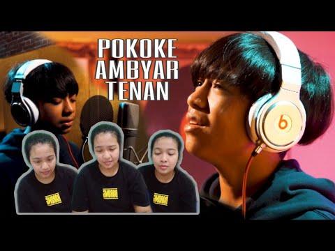 betrand-peto-putra-onsu---cover-sewu-kuto-(tribute-to-didi-kempot)-mop-music-s4-||-reaction