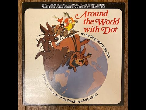 Around The World With Dot - Dot In The Sleigh (Vinyl Rip)
