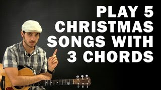 Play Christmas Songs Chords