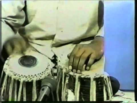 Tabla- Lesson 15- Kaidas #7 of Teen Taal