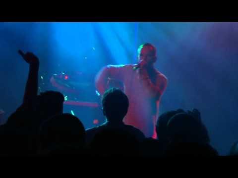 DESPOT - Freestyle; new songs; rapper aerobics; House of Bricks -  Scala, London, 9/12/12