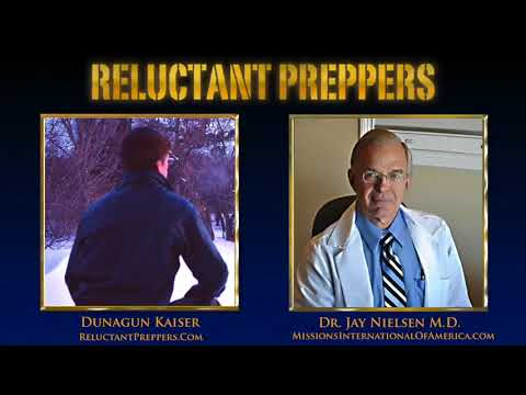 Preventing & Treating Infections Off-Grid | Dr Jay Nielsen MD
