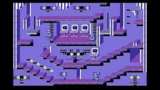 Impossible Mission II ending