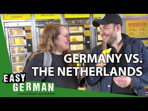 Germany vs. The Netherlands | Easy German 202
