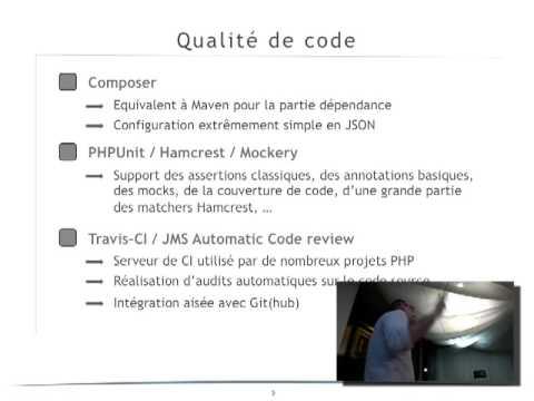 PHP : l'âge de la maturité avec Symfony2 ?