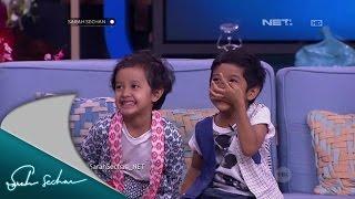 Bermain games Mama vs Papa bersama Dwi Sasono, Widi Mulia dan anak