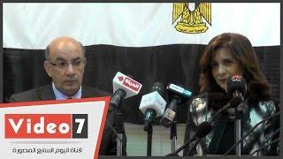 وزيرة الهجرة: فيروس سى وباء العصر ونمد يد العون لصندوق تحيا مصر لمكافحته