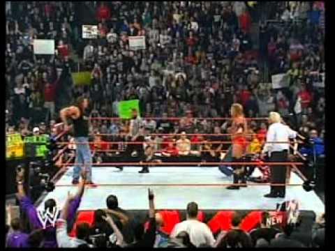 Kevin Nash Comeback 2003 04 07 RAW
