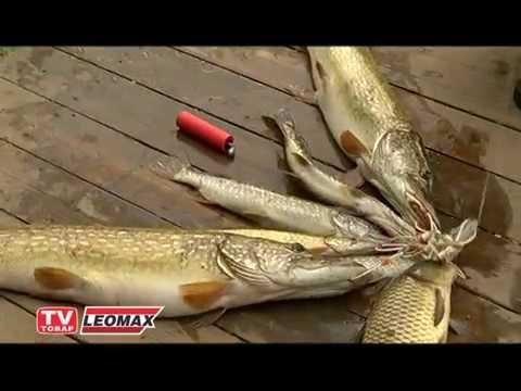 Электронная приманка для рыбы «Супер клев» - YouTube