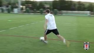 Utku- Güven - Dorukhan - Ljajic | Beşiktaş JK