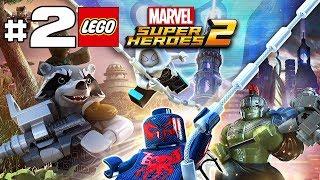 Lego Marvel Super Heroes 2 - Let