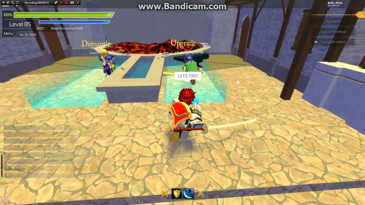Roblox Swordburst 2 Getting Oblivion And UPGRADE To Max!! by Noub Wxn