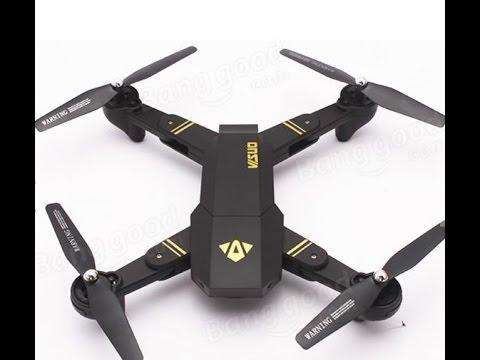 0ba8e682674 VISUO XS809HW WIFI FPV With Wide Angle HD Camera High Hold Mode Foldable  Arm RC Quadcopter RTF
