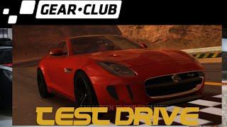 Gear.club - Jaguar F-type Coupe test drive