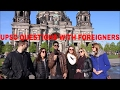 What Foreigners Think of Indian Civil Service Interview Questions |Street interview Berlin,Germany