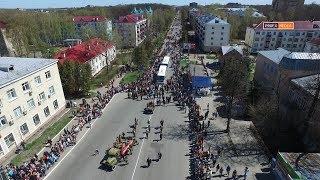 Парад 9 мая в Зеленодольске