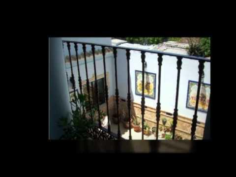 Hostal Venta De Abajo En El Castillo De Las Guardas (Sevilla