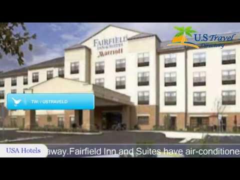 Fairfield Inn & Suites By Marriott - Cumberland - Cumberland Hotels, Maryland
