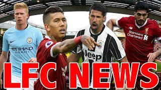 Firmino on Coutinho Departure!! Khedira on Emre!! De Bruyne on LFC | CITY Pre MATCH BUILD UP!!