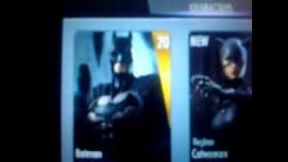 injustice gold booster pack #1 Thumbnail