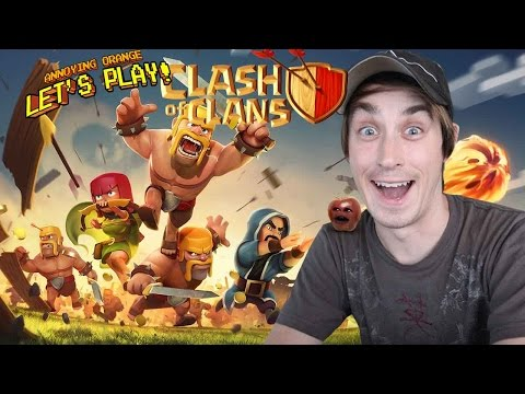 Daneboe Plays - Clash of Clans #1: Lavaloonion
