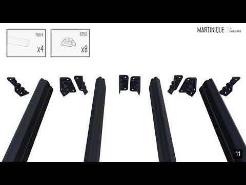 Produktvideo - Martinique 4300