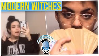 Witches On TikTok Are Hexing To Protest From Home (ft. Tim Chantarangsu)