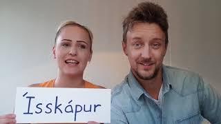 Learn The Icelandic Alphabet A-Ö