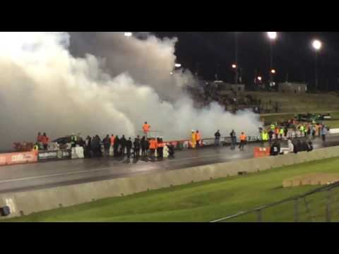 Good Friday burnouts at Perth motor plex