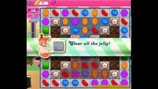 Candy Crush Saga - Level 1367 (3 star, No boosters)