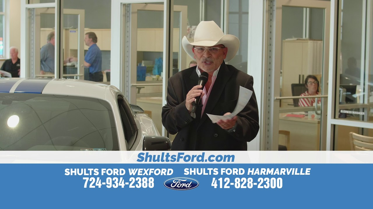 Summer Sales Event At Shults Ford Youtube