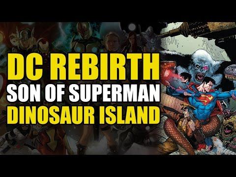 Superman Rebirth Vol 2: Superboys Powers Emerge