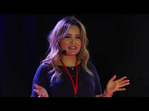 """""""Как изменится образование в ближайшем будущем?""""   Дамель Мектепбаева   TEDxShahterovAve"""