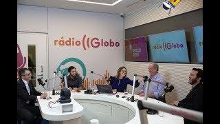 Ciro Gomes na Rádio Globo Video