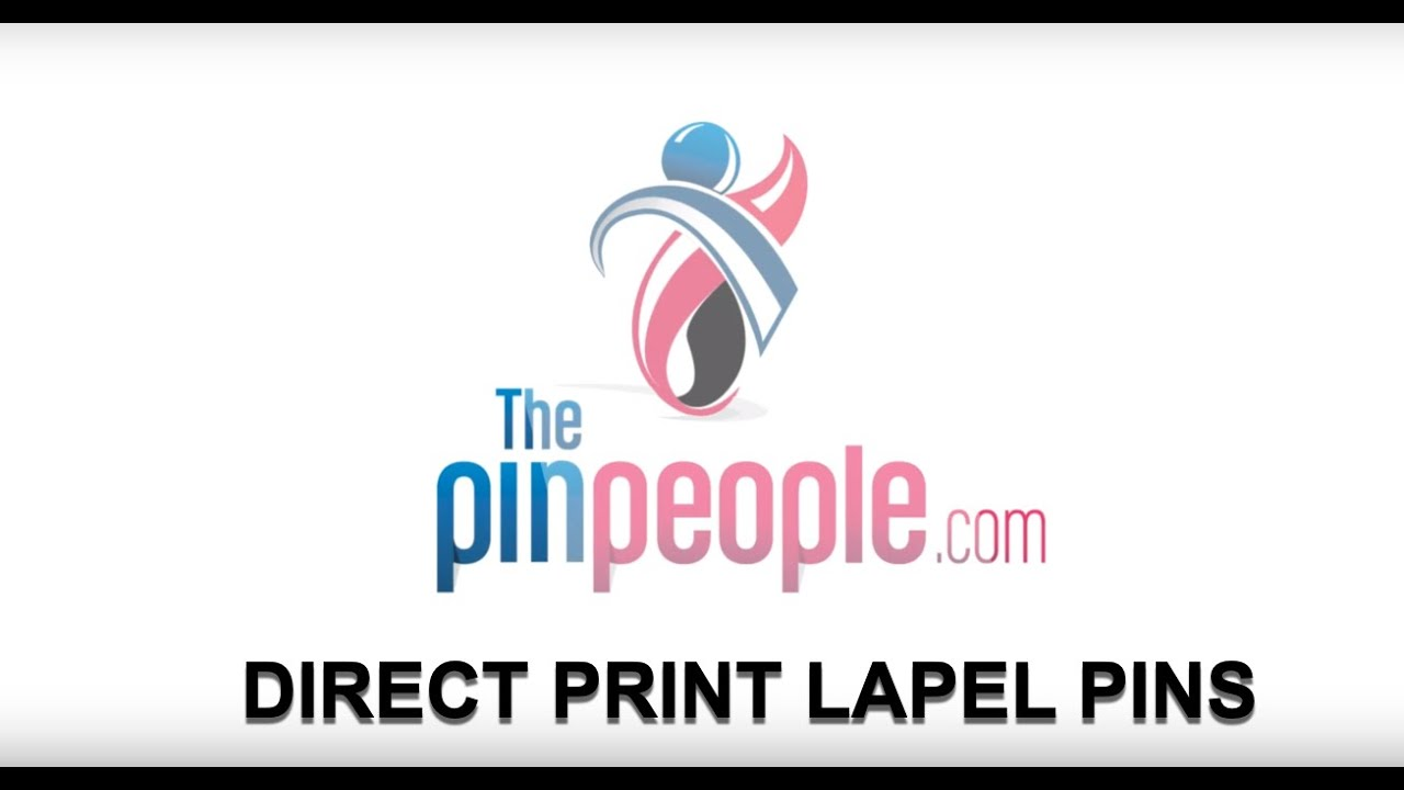 Rush 24 Hour Lapel Pins Pins - Direct Print Process | The