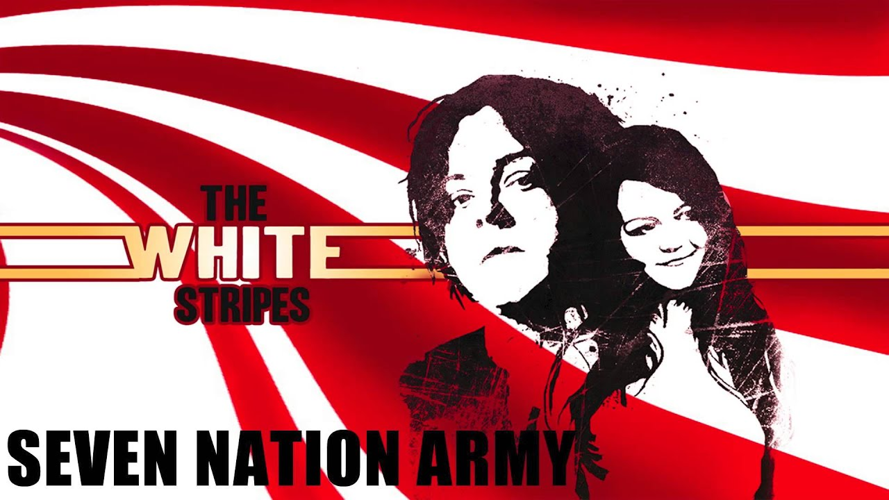DrumTracksTv - The White Stripes - Seven Nation Army - Guitar / Bass Backing Track - Drums only ...