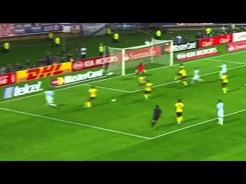 Marcos Rojo Crazy Rabbona | Argentina vs Jamaica Copa America 2015