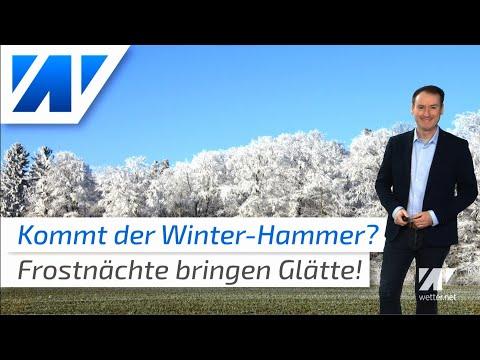 Kommt Der Winter-Hammer Zum Monatsende?